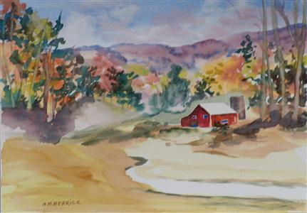 West Virginia Barn