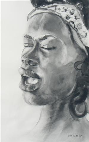 Singing Her Sorrow