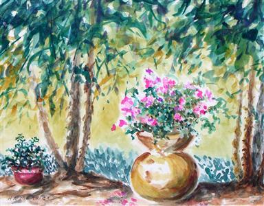 Gangi's Vase