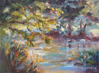 Seneca Park Creek