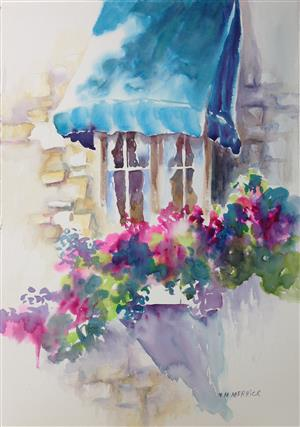 Cottage Awning