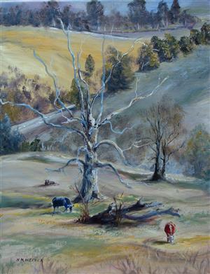 Sycamore and Cedars