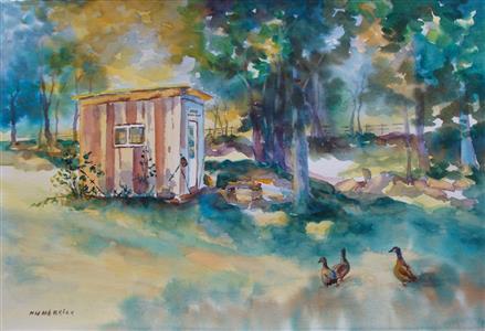 Greg's Duck Coop