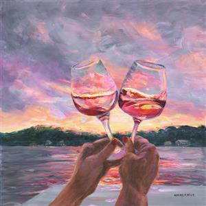 Sunset Wine Cruise