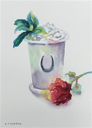 Mint Julep - Kentucky Derby Drink