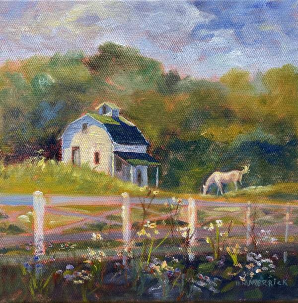 Open Studio - Helen Merrick Art