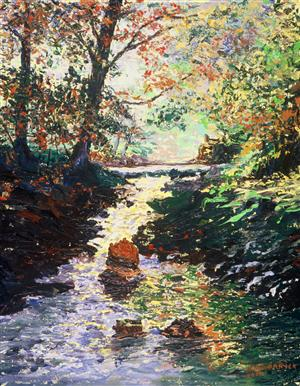 West Virginia Stream