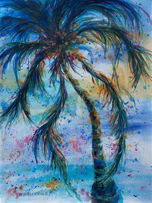 Confetti Palm
