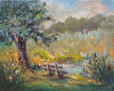 Iroquois Park Pond