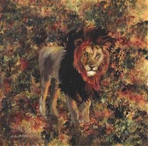 Aslan - The King