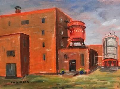 O. Z. Tyler Distillery
