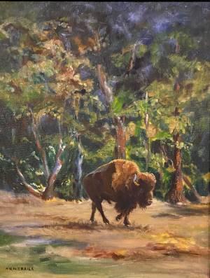 The Lone Buffalo